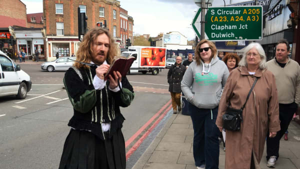 Much Ado on the High Street